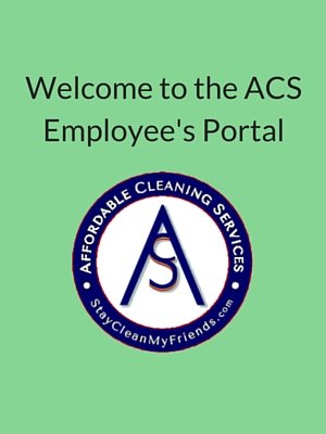 Welcome to the ACS Employee's Portal