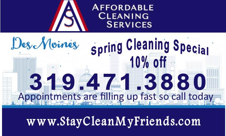 Des Moines Only - Spring Cleaning 2017
