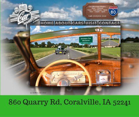 Antique Car Museum of Iowa
