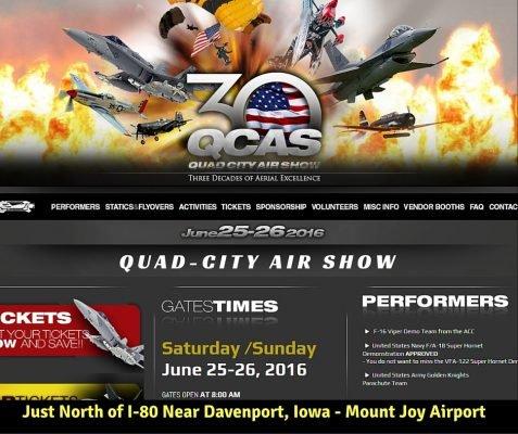 Quad City Air Show
